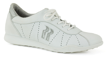 Atlantis 01 Trade Price: £29.79 – RRP: £65 Classic feminine machine washable trainer with cool cotton linings.