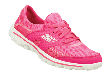Women's Skechers GOwalk 2 - Stance GOwalk 2 SRP: £54.00 - Trade Price: 26.00 Now there's a better footwear choice for walking with the Skechers GOwalk 2 - Stance. Designed with innovative Skechers Performance technologies and materials, it's built from top to bottom specifically for walking.