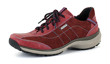 Gabriele 06  Trade: £38.96 - RRP: £85  Waterproof, sporty design with durable double density comfort sole with shock absorbing heel plug.