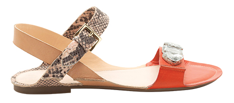 Women's Relaxed Fit: Elevates - Ray of Light Thong Sandals