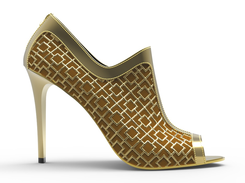 Delcam CRISPIN offers free trip to Milan in footwear design