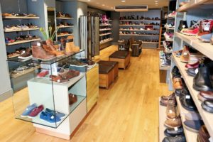 Jake Shoes Interior