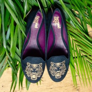 Tiger Shoe (PRNewsFoto/World Animal Protection UK)