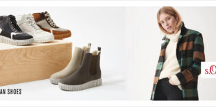 s.Oliver Shoes launches vegan capsule collection Detmold, 16/02/2021